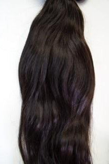 Virgin Indian Remy straight! - Hair extension bundle