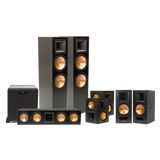 Klipsch Rf 7 Ii Reference Series 7.1 Home Theater System With Sw 450 Subwoofer Black