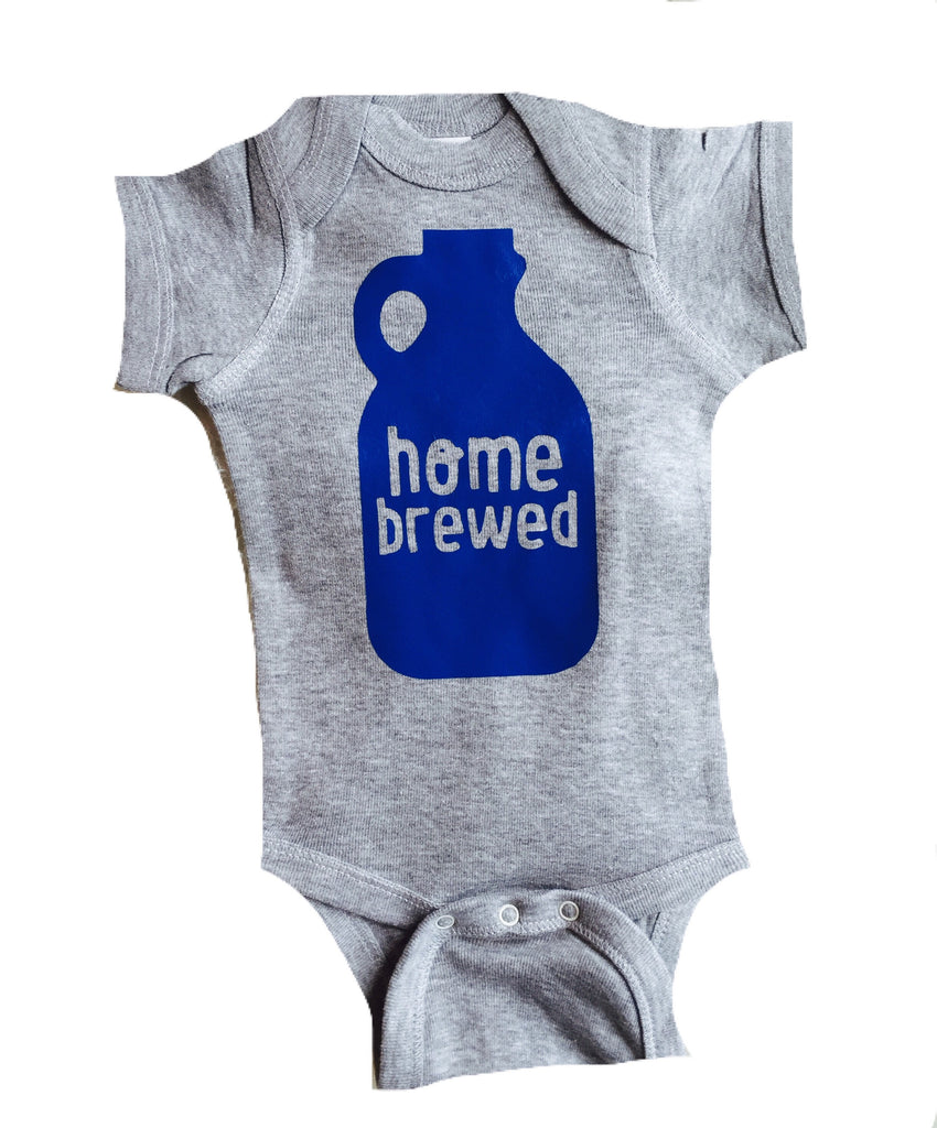 Home Brewed Bodysuit Toddler Tee