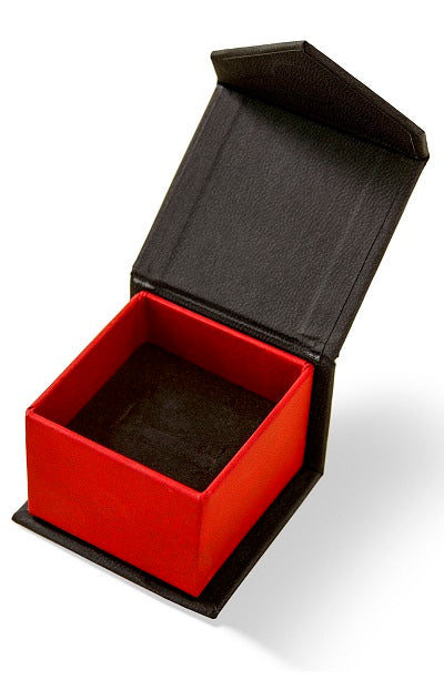 Red Wedding Ring Box