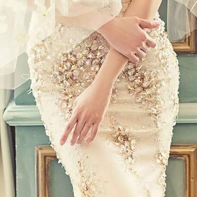 Wedding Ring Beautiful Dress
