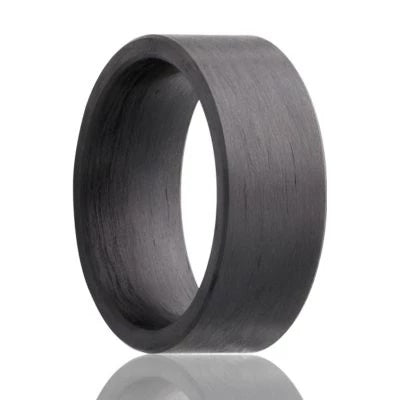 Carbon Fiber Wedding Ring