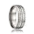 Men's Wedding Ring Tire Tread