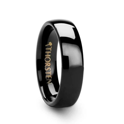 Black Wedding Ring