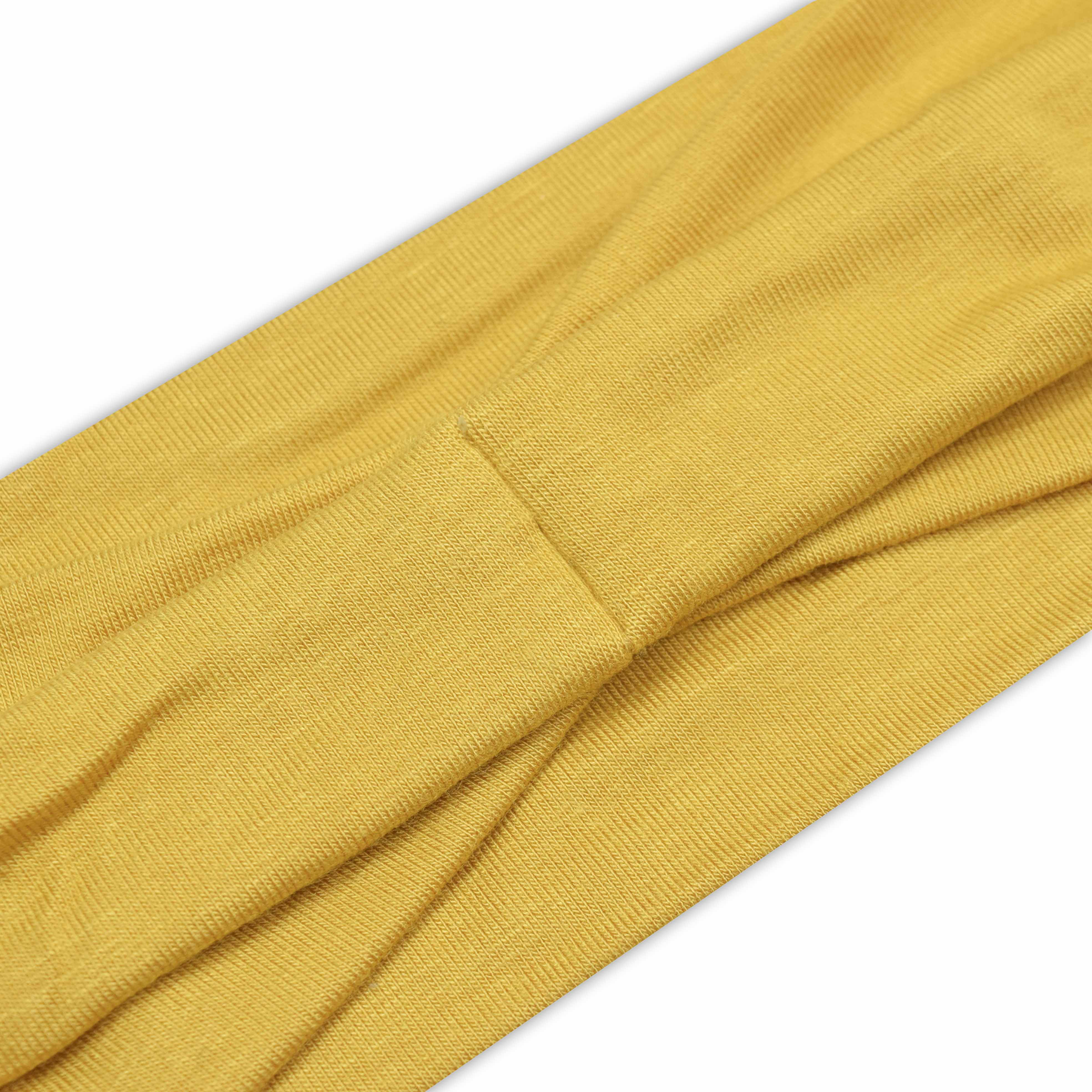 YELLOW (GOLDEN) - Wide Headband