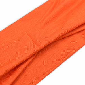 ORANGE - Wide Headband
