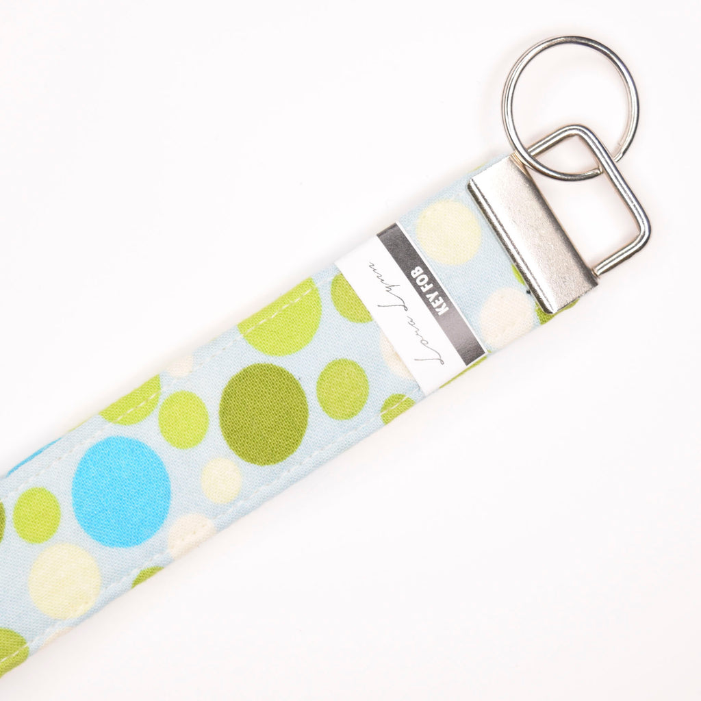BUBBLES 16 Key Fob Wristlet