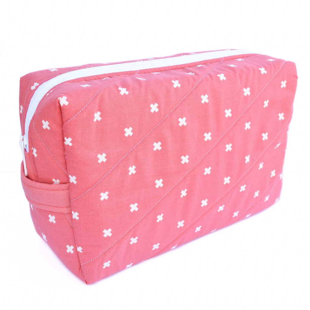 CORAL X - Large Toiletry Bag