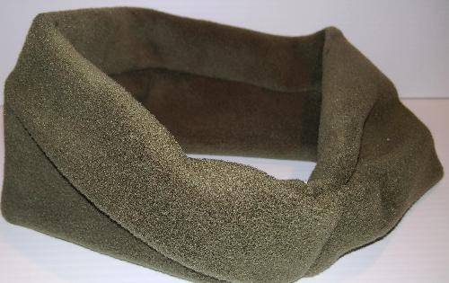 WINTER HEADBAND - Olive