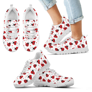 Ladybug Love Sneakers - Freedom Look