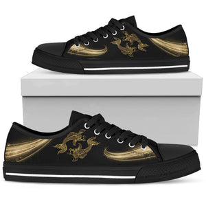 Pisces Zodiac Unisex Low Top Shoes