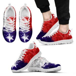 Texas The Abstract Shoes - Men's Sneakers