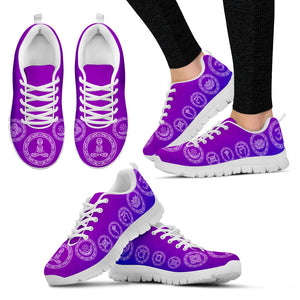 Yoga Relax & Be Happy Shoes - Women's Sneakers