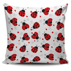 Ladybug Love Pillow Cover - Freedom Look