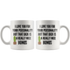 Funny Really Nice Dick Coffee Mug - Dick Gags Gift Cup (11 oz)