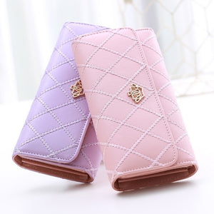 High-Quality Modern Woman Wallet for 2017 - Freedom Look