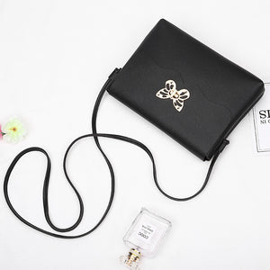 PU Leather Butterfly Purse - Freedom Look