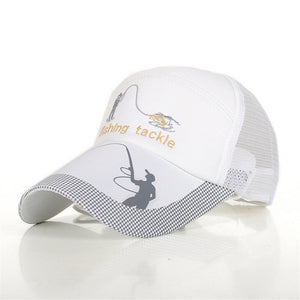 Fishing Design Protection Hat - 2017 - Freedom Look
