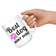 Best Dog Aunt Ever Coffee Mug (15 oz) - Freedom Look
