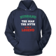 Husband The Man The Myth The Legend District Unisex Hoodie