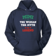 Mimi The Woman The Myth The Legend Unisex Hoodie