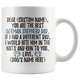 Personalized Best German Shepherd Dog Dad Coffee Mug (11 oz)