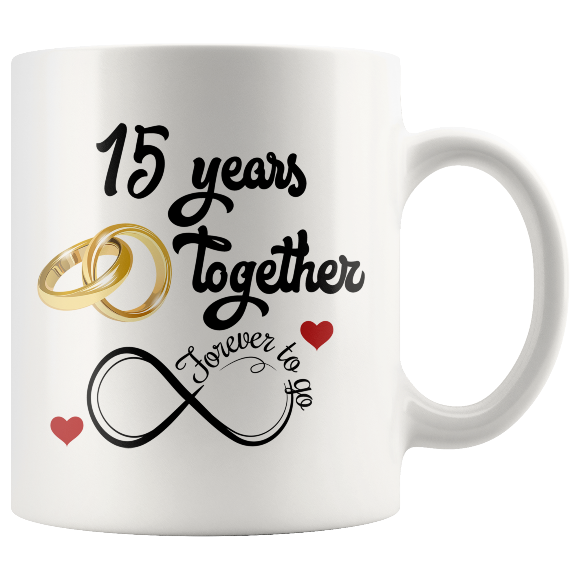 15th Wedding Anniversary Gift For Him And Her Married For 15 Years 1 Freedom Look