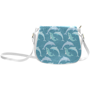 High Quality PU Leather Dolphin Bag - Freedom Look