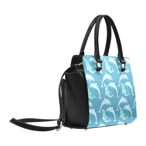 Dolphins Classic Shoulder Handbags - Freedom Look