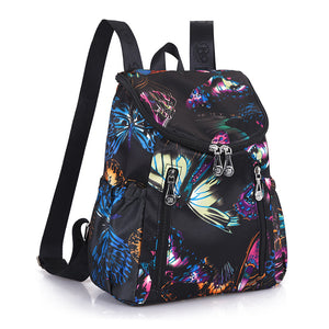 Butterfly Waterproof Backpack - Freedom Look