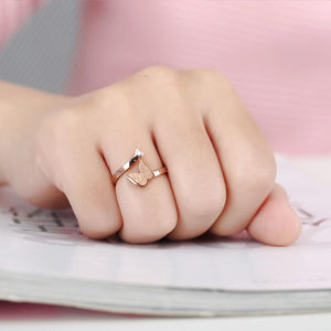 Butterfly Ring Spring & Summer - 3 Colors - Freedom Look