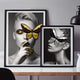 Butterfly Canvas Painting For Living Room - Freedom Look