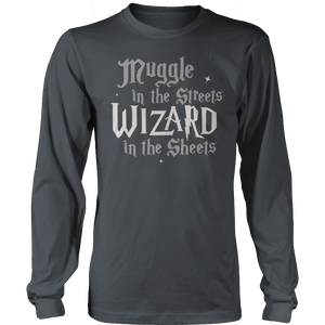 Limited Edition - Muggle In The Streets Wizard In The Sheets