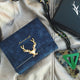Deer Women Leather Wallet - Limited Edition - Freedom Look