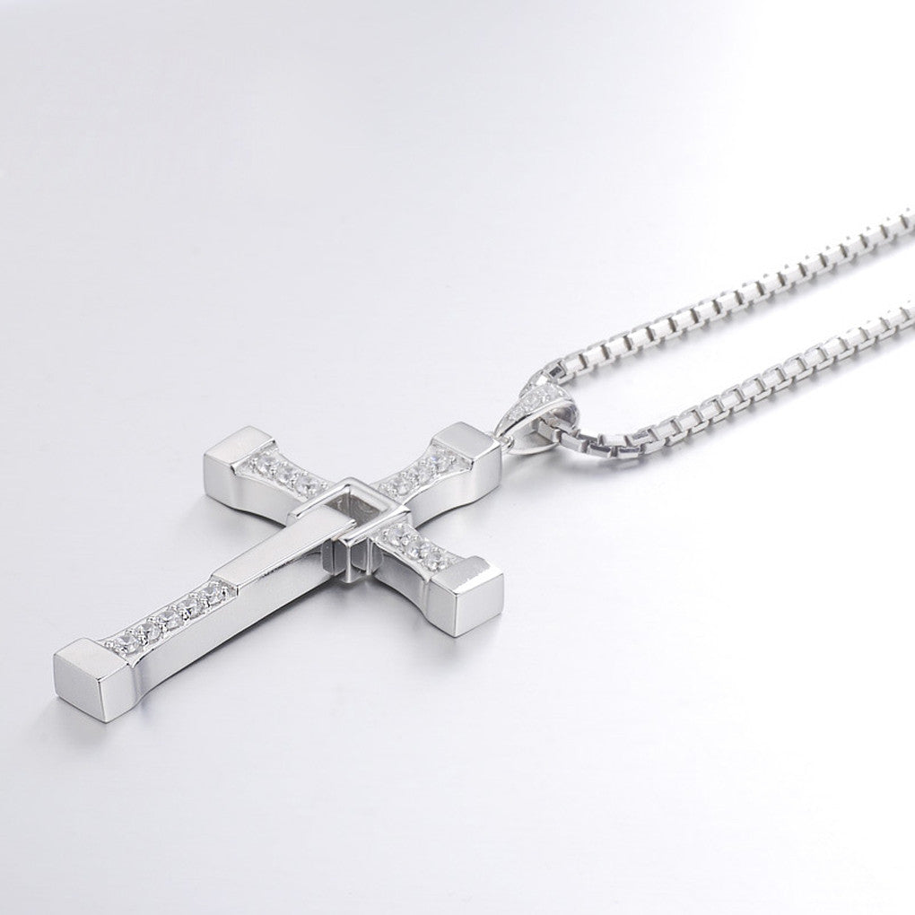 Pay 1 get 3 silver cross jesus pendant necklace for men women pay 1 get 3 silver cross jesus pendant necklace for men women freedom aloadofball Gallery