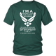 US Army Military Grumpy Old Air Force USAF Veteran Thank You Unisex T-Shirt