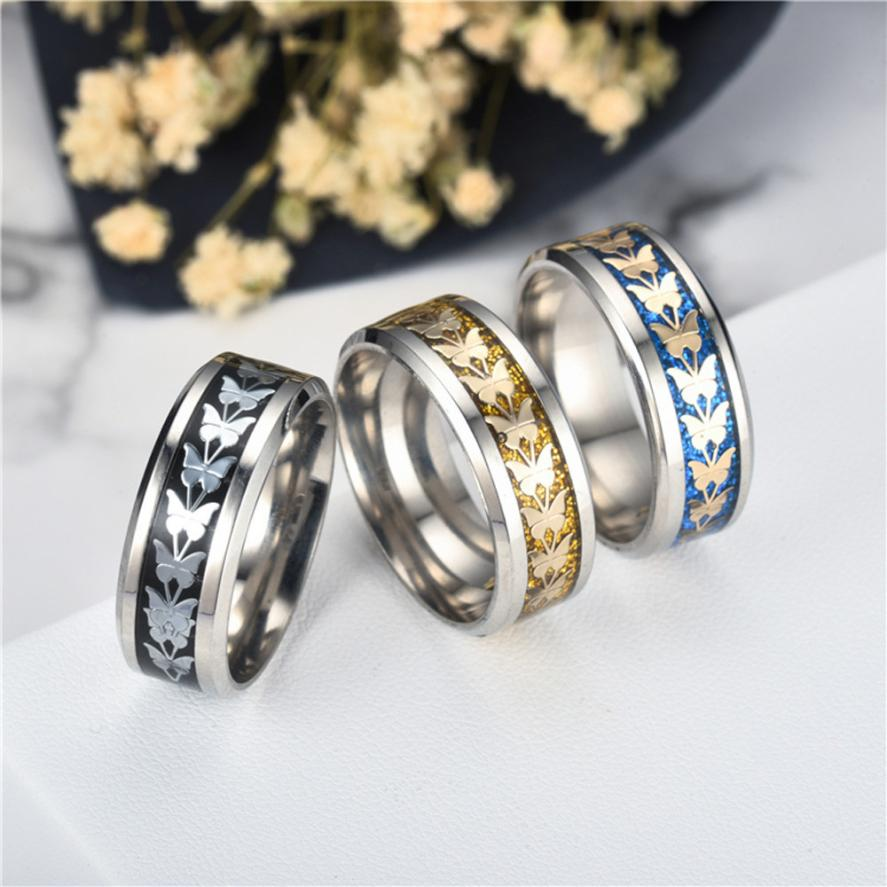 black product crystal insect wholesale tanzanite gold diamonds elegant zircon plated jewelry from ring wedding ri accessories butterfly rings rose