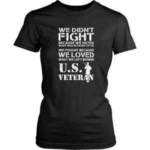 US Army Military Veteran Dad And Mom Brave Soldiers Thank You Unisex T-Shirt