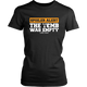 Spoiler Alert - The Tomb was Empty Womens And Unisex T-Shirt