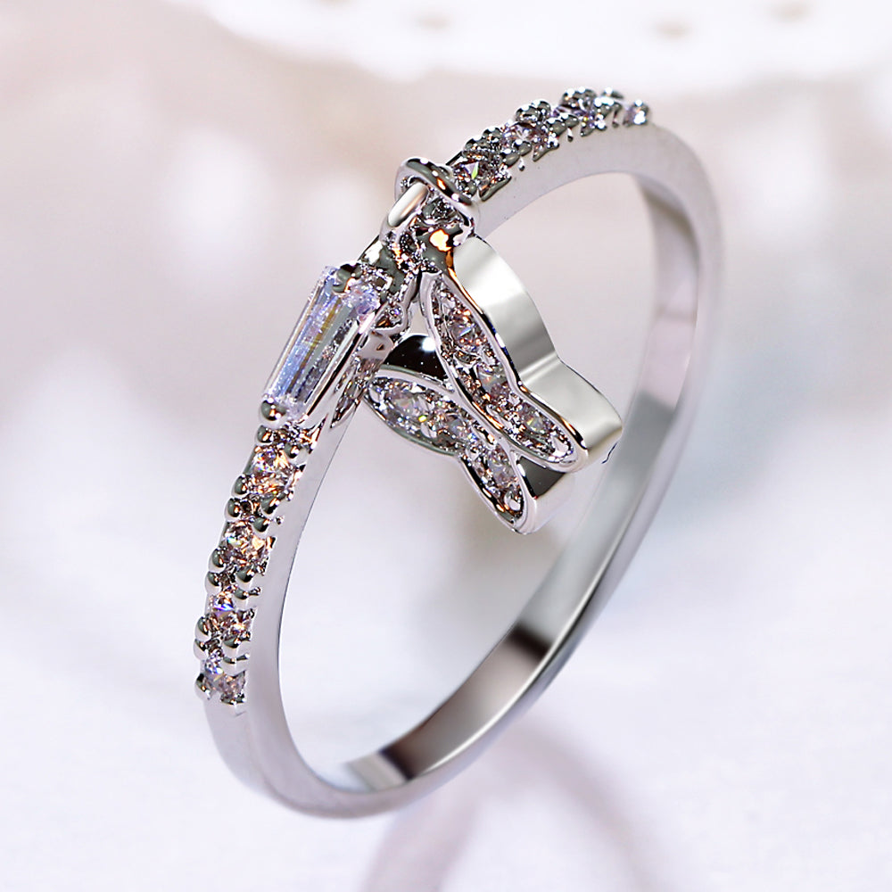 sterlingsilver jewelry rings silver small byj sterling micropave bling clear ring butterfly cz
