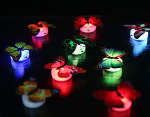 Butterfly LED Night Lights (5 or 10) - Freedom Look