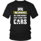Spontaneously Talking About Cars Unisex T-Shirt