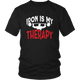 Gym Fitness Muscle Weight Lifting Therapy Women & Unisex T-Shirt