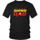 Super Dad Hero Father's Day Men Daughter & Son To Dad Unisex T-Shirt