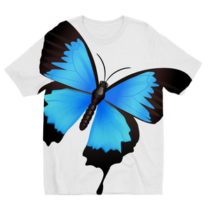 Butterfly Sublimation Kids T-Shirt