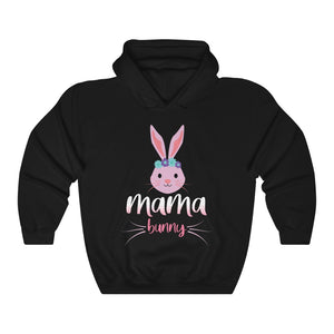Mama Bunny - Mom Easter Unisex Hoodie Hooded Sweatshirt
