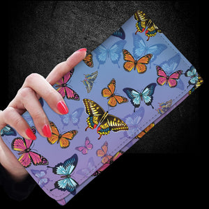 Colorful Butterfly Unique Wallet - 2018 - Freedom Look