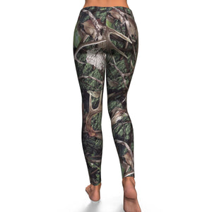 Hunting Leggings For Hunters (Green)