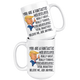 Funny Fantastic Web Developer Trump Coffee Mug (15 oz)