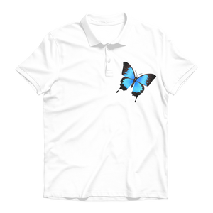 Butterfly Premium Adult Polo Shirt
